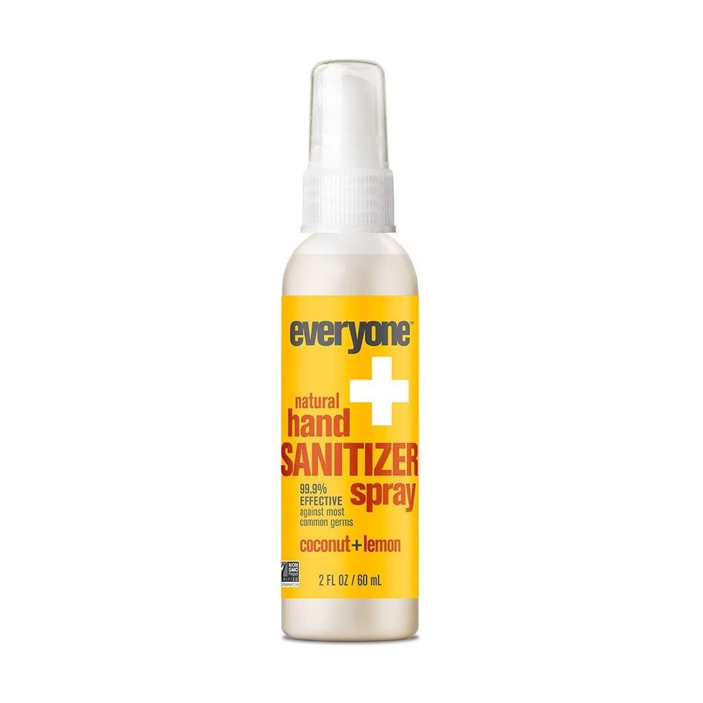 Everyone Hand Sanitizer Spray, Coconut and Lemon