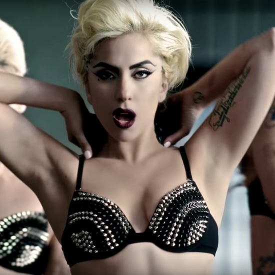 Sexy Lady Gaga Music Videos