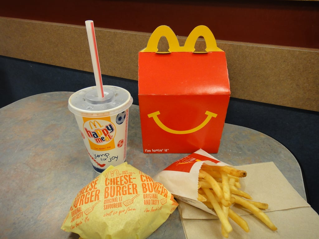 Adults Can Order Happy Meals