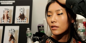 Derek Lam Designs a Modern Take on Minimal Makeup