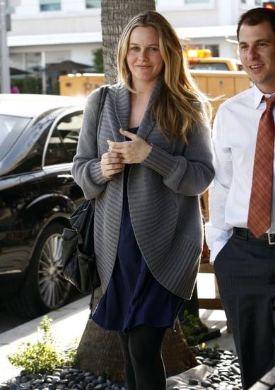 Pictures of Alicia Silverstone Pregnant