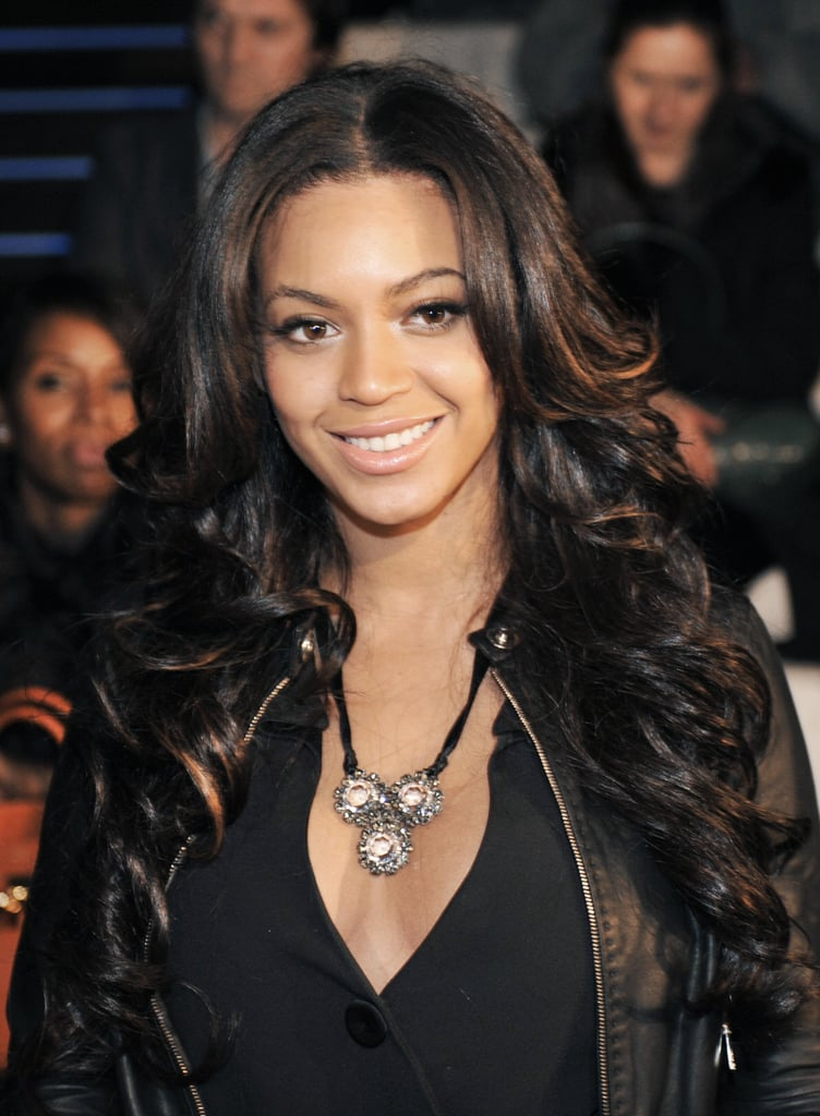 Beyonce With Dark Hair Lipstick Alley
