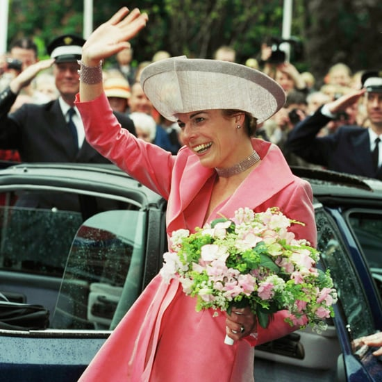 Royal Brides Who Wore Pink