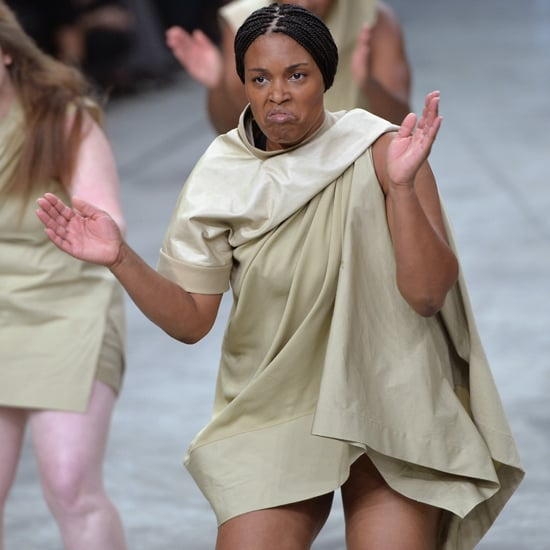 Rick Owens Hires Steppers For Spring 2014 Show