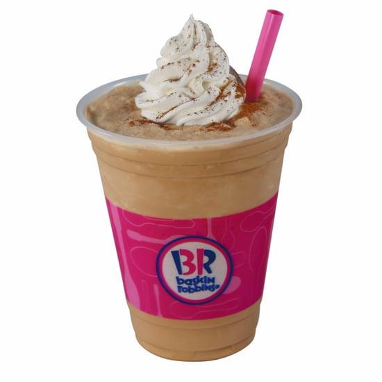 Baskin-Robbins Pumpkin Cheesecake Cappuccino Blast