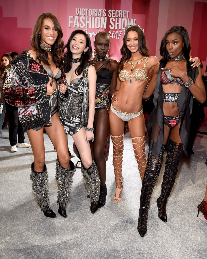 Victoria's Secret Fashion Show 2017 Diversity