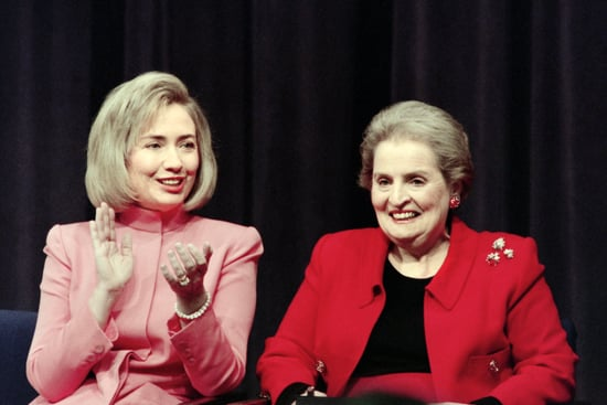 Madeleine Albright on Her Relationship With Hillary Clinton