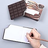 Chocolate Design Memo Pad