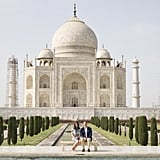 William and Kate's main travel this year was their Spring tour to India and Bhutan, covering 24 engagements in six days. Many thought they were done for the year, but of course they are now heading to Canada later this month — this time with Prince George and Princess Charlotte. So far the Cambridges have toured Canada and LA in 2011; Singapore, Malaysia, Solomon Islands, and Tuvalu in 2012; Australia and New Zealand in 2014; and India and Bhutan in 2016. Undertaking two tours in a year is unprecedented for the royal couple, but we can't wait to see more!