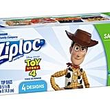 Ziploc Toy Story 4 Sandwich Bags
