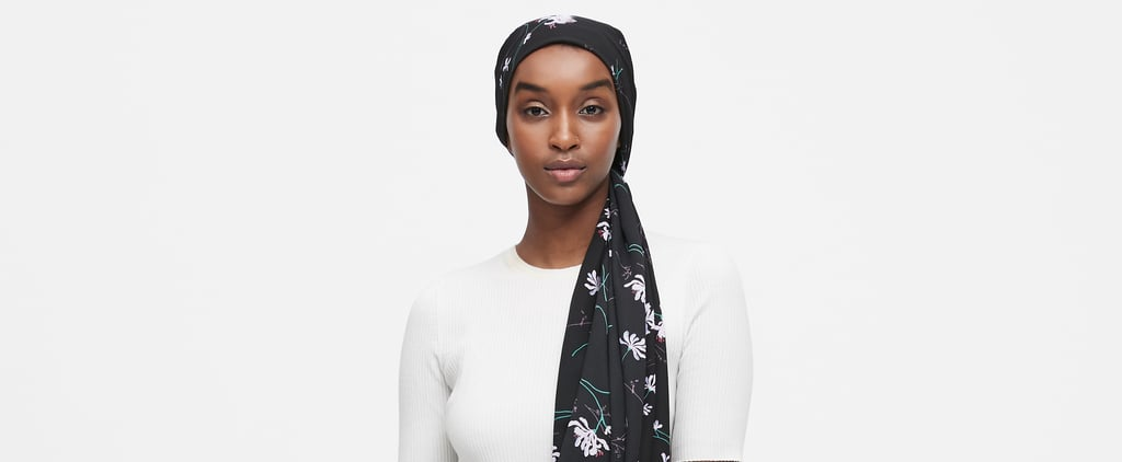 Hijabs at Banana Republic 2019
