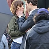 Dornan showed us he can be as physical as Grey.
