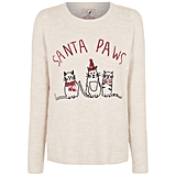 George Santa Paws Christmas Jumper