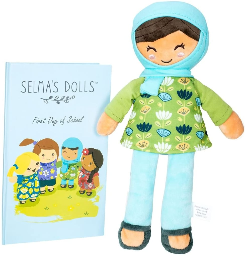 Selma's Dolls The Ameena Doll With Children's Storybook
