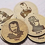 Avengers Drink Coasters