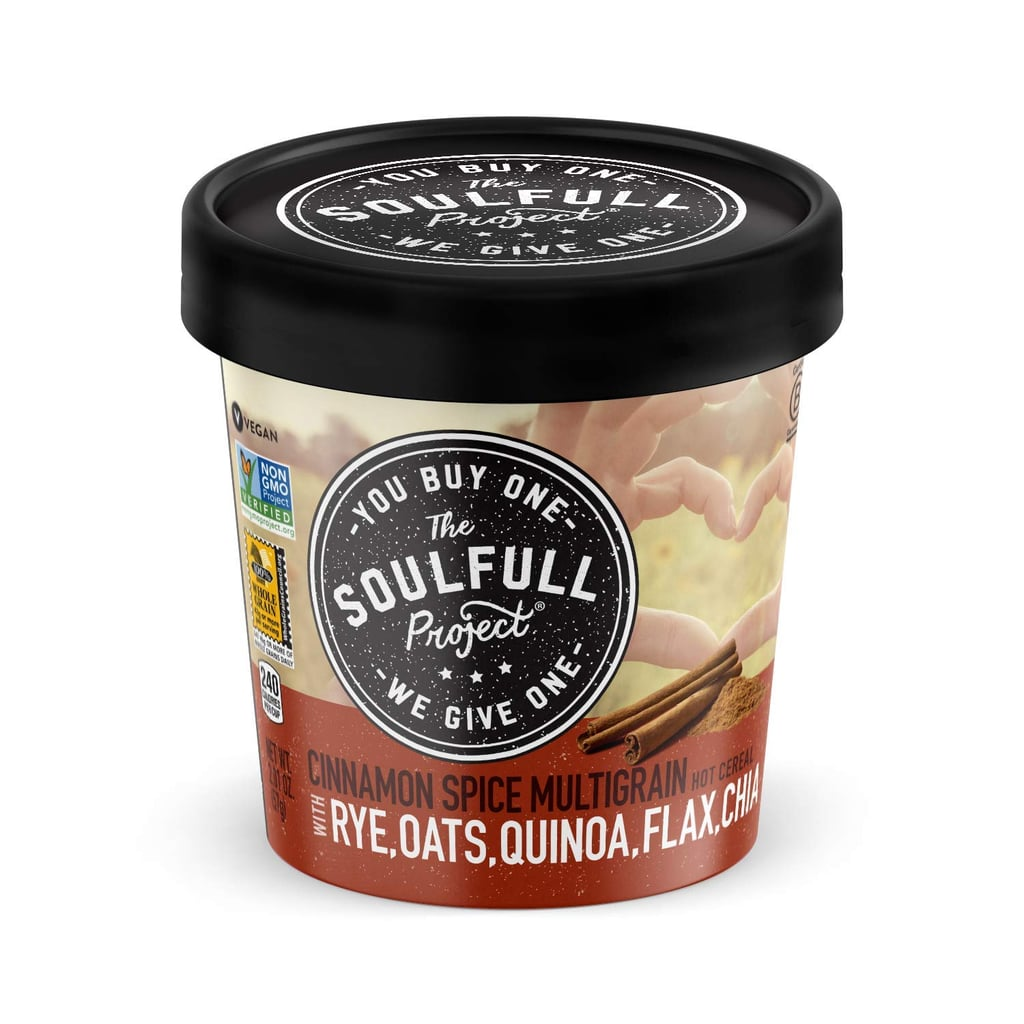 The Soulfull Project Instant Oatmeal Cups