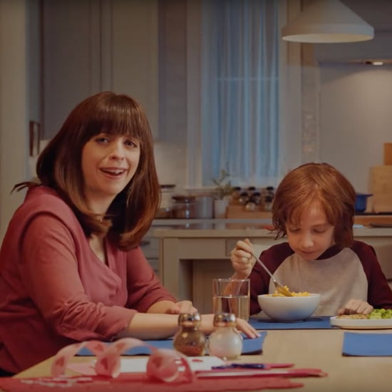 Kraft Macaroni and Cheese Big Bowls Valentine's Day Ad 2020