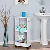 Portable Bathroom Storage Cart