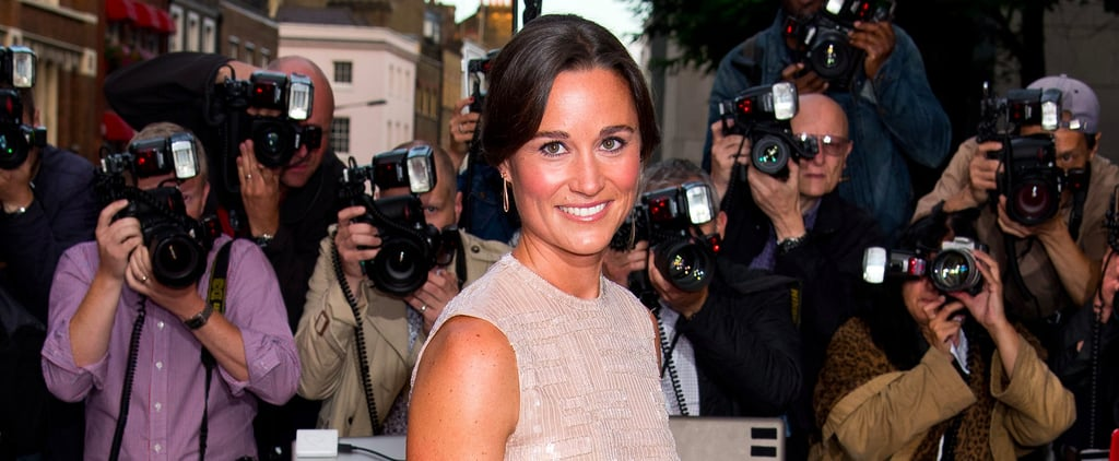 Pippa Middleton Reportedly Has an Unusual Fashion Request For Her Guests
