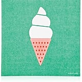 Ice Cream Paper Napkins, 20 Count