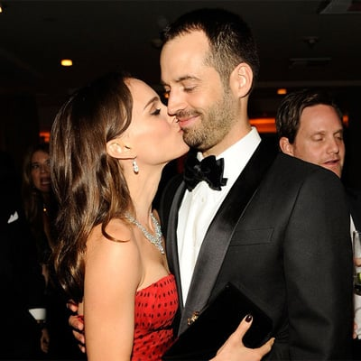 Natalie Portman and Benjamin Millepied are Married! See All their Cute Couple Moments.