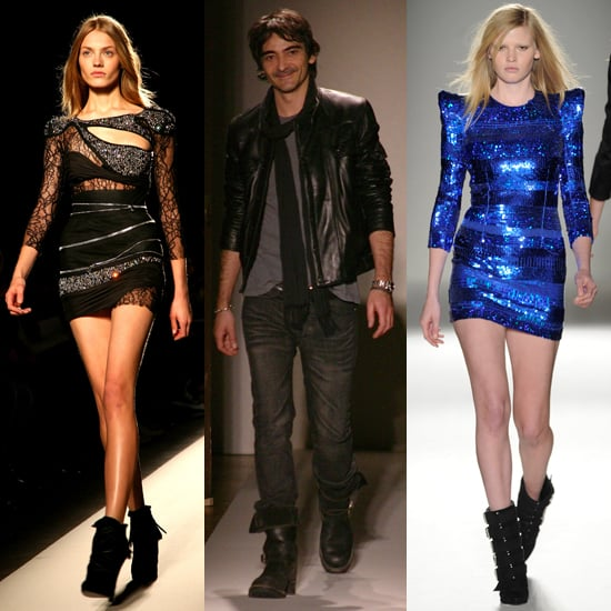 Christophe Decarnin Splits from Balmain; A Look at How He Transformed the Brand 2011-04-06 14:22:34