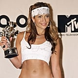 "Jennifer Lopez won Best Dance Video for ""Waiting For Tonight"" in 2000."