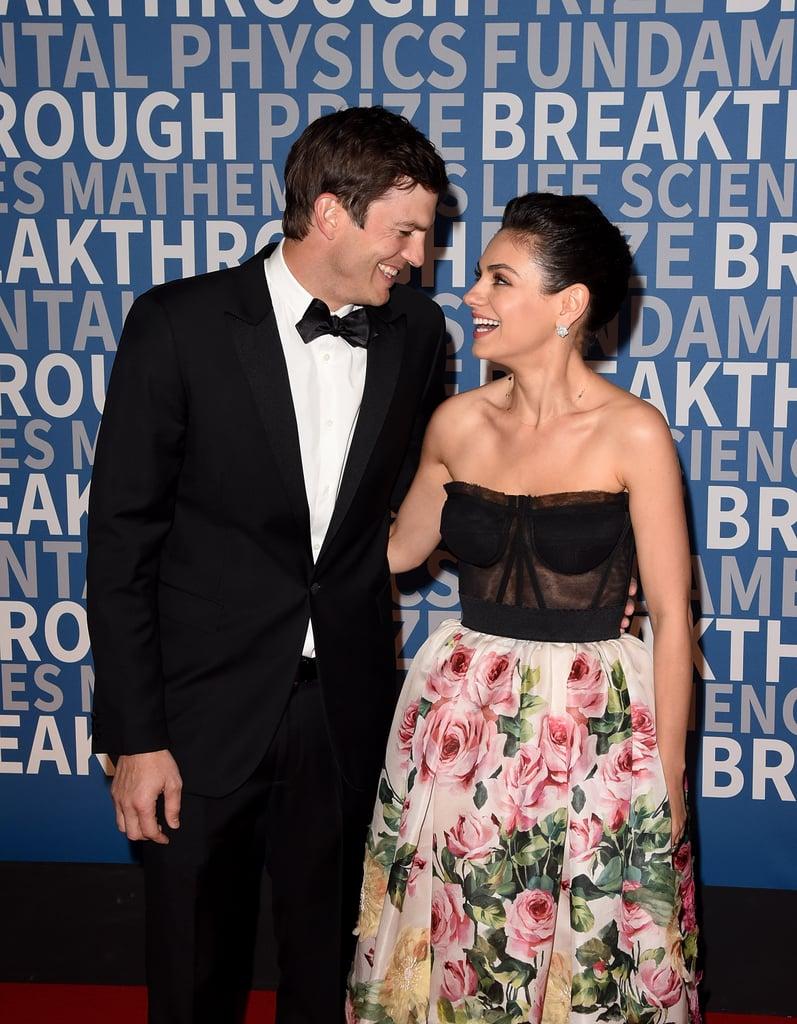 Ashton Kutcher and Mila Kunis's Rare Joint Appearance Will Make Your Heart Burst