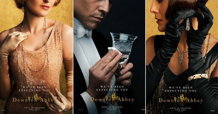 Downton Abbey Movie (2019) First look PICTORIAL teaser ...