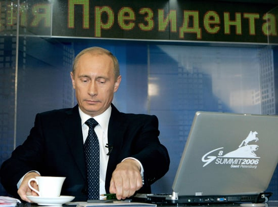 Russia Tightens and Cuba Loosens Technology Freedoms