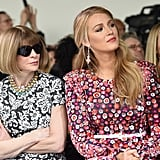 Anna Wintour and Blake Lively at Michael Kors
