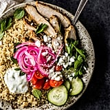 Chicken Gyro Bowl
