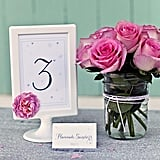 Simply Sweet Table Numbers and Place Cards