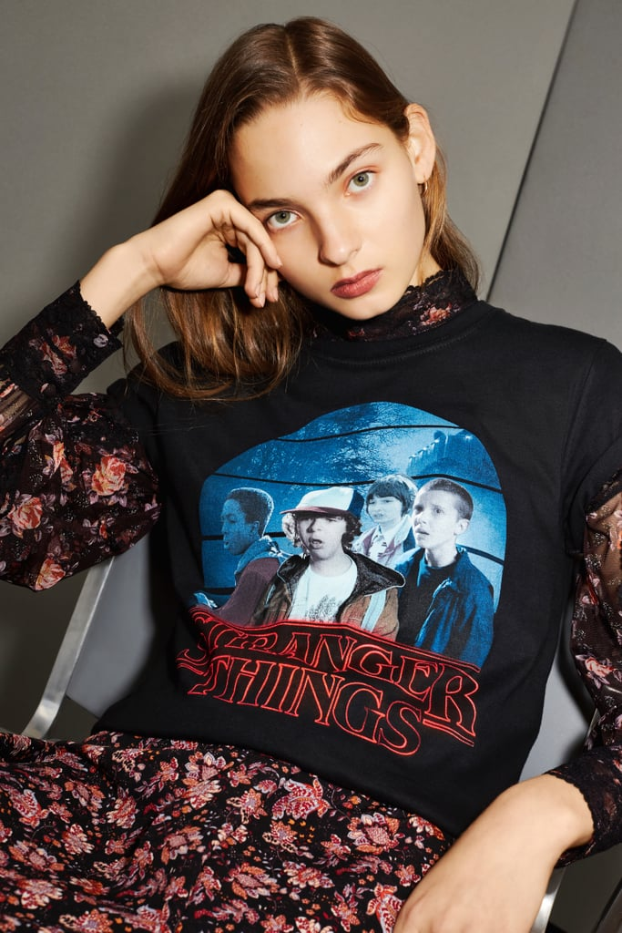 Stranger Things X Topshop Collection | Oct 2017