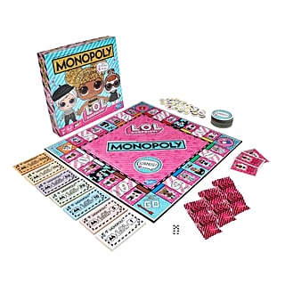 Hasbro LOL Surprise Monopoly Game 2019
