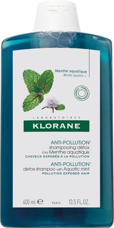 Klorane Detox Shampoo With Aquatic Mint