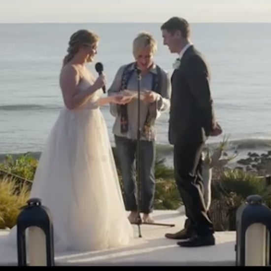 Amy Schumer Wedding Video