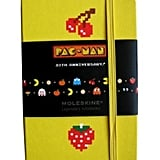 Photos of the Pac-Man Moleskine Notebooks