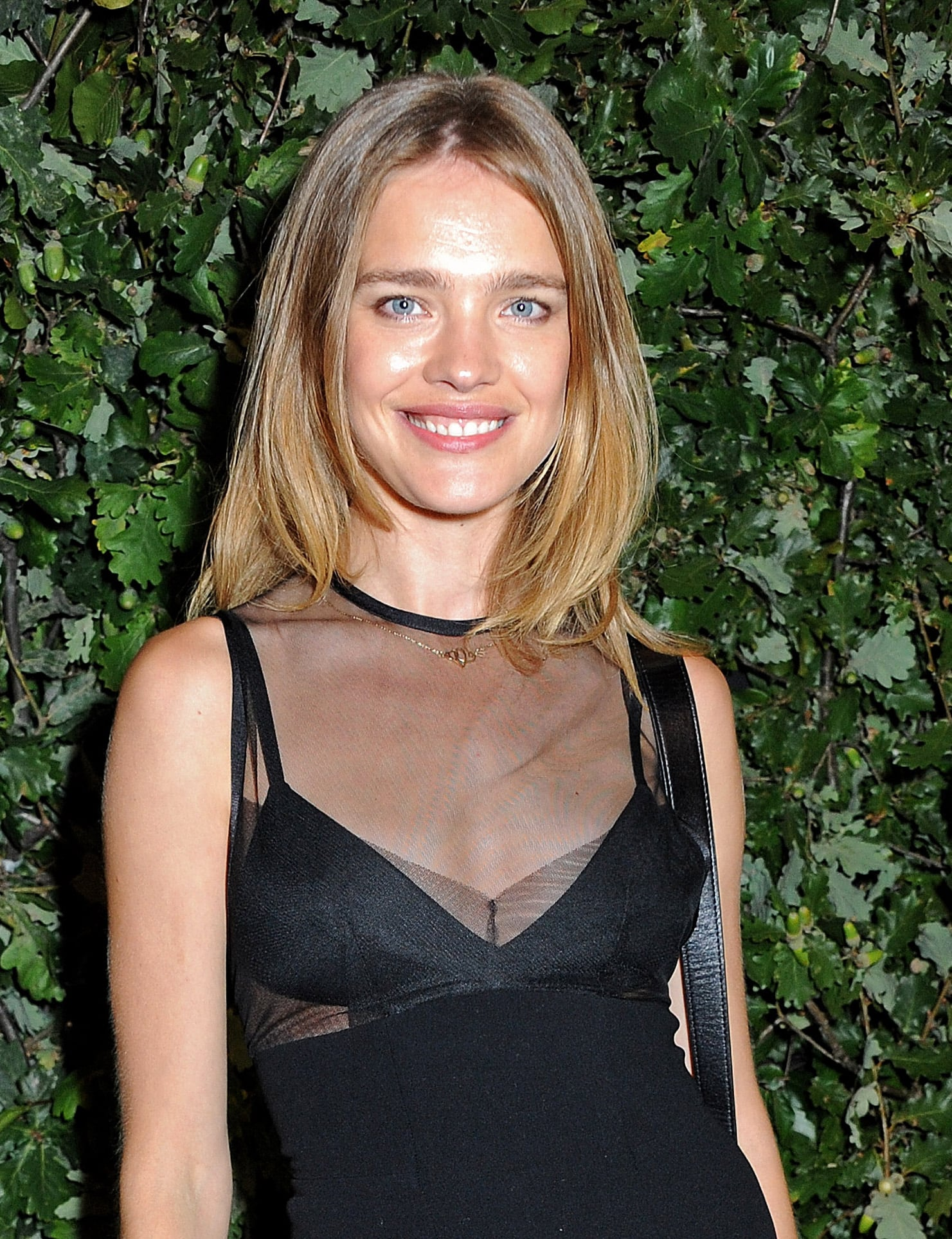 Natalia Vodianova at An Evening to Celebrate The Global Fund.