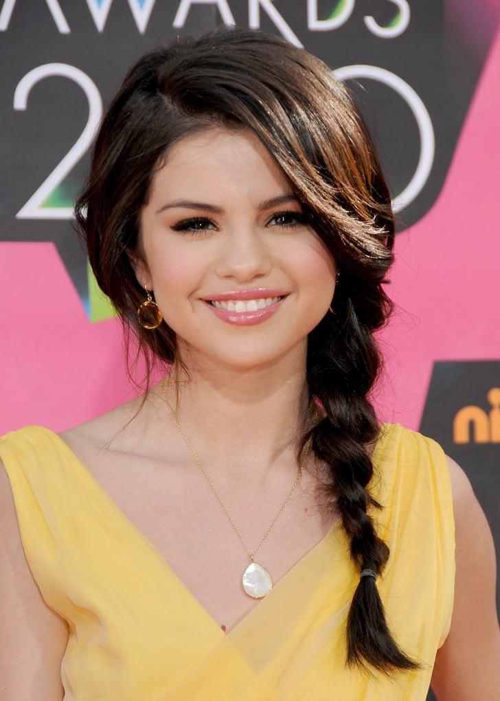 2010 Selena Gomez Hair Evolution Popsugar Beauty Photo 25