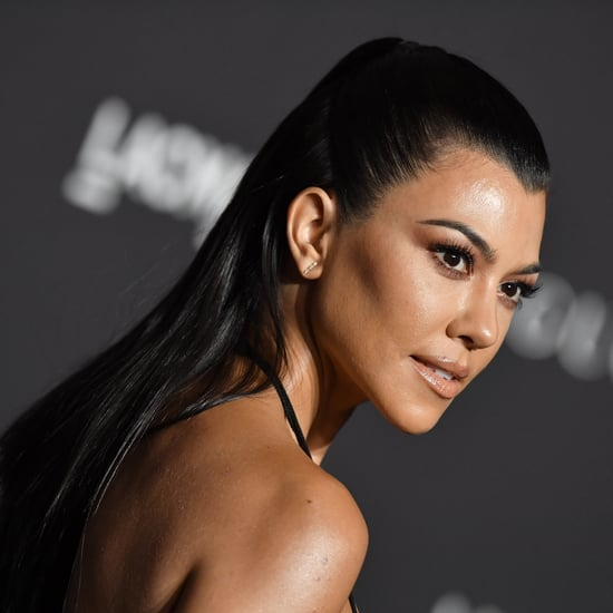 What Beauty Products Does Kourtney Kardashian Use?