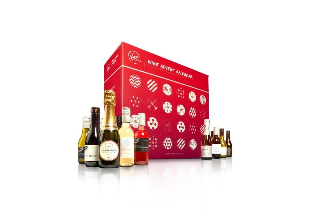 Virgin Wines 24 Bottle Advent Calendar