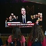 Pictures From the Senate Hearing on Brett Kavanaugh