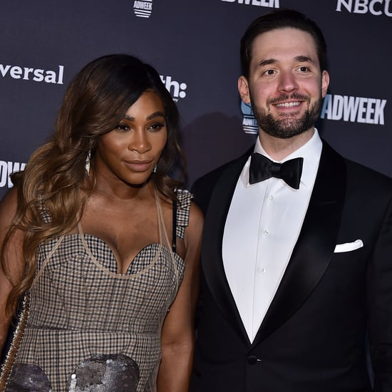 Serena Williams and Alexis Ohanian Quotes About Each Other
