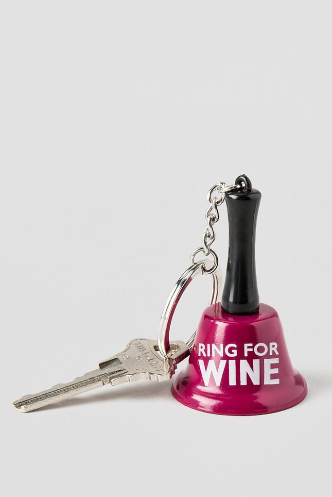 Ring For Wine Keychain ($4)