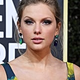 Taylor Swift at the 2020 Golden Globes