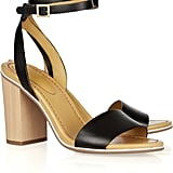 Chic wooden heels for pairing with just about everything.  See by Chloé Leather Sandals ($148, originally $295)