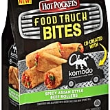 Spicy Asian-Style Beef Rollers, Cocreated With Komodo Truck