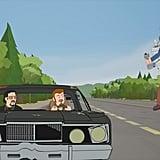 Trailer Park Boys: The Animated Series, Season 2