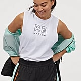 H&M x P.E. Nation Sports Shorts and Cotton Sports Tank Top